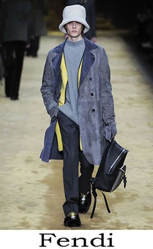 Fendi Fall Winter 2016 2017 Lifestyle For Men Look 36