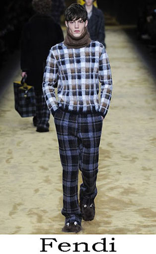 Fendi Fall Winter 2016 2017 Lifestyle For Men Look 4