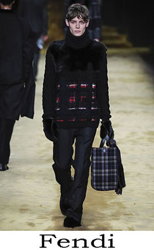Fendi Fall Winter 2016 2017 Lifestyle For Men Look 40