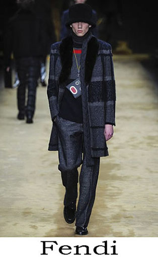 Fendi Fall Winter 2016 2017 Lifestyle For Men Look 41