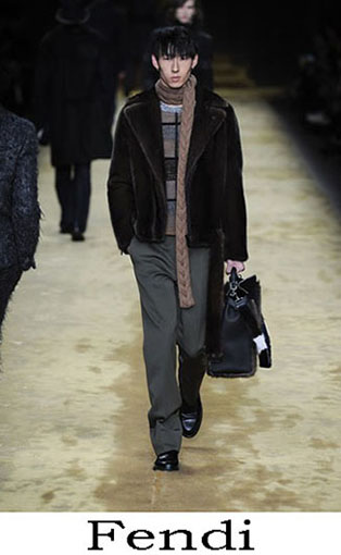 Fendi Fall Winter 2016 2017 Lifestyle For Men Look 45