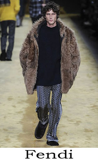Fendi Fall Winter 2016 2017 Lifestyle For Men Look 8