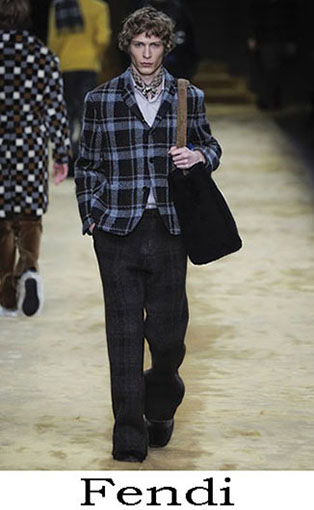Fendi Fall Winter 2016 2017 Lifestyle For Men Look 9