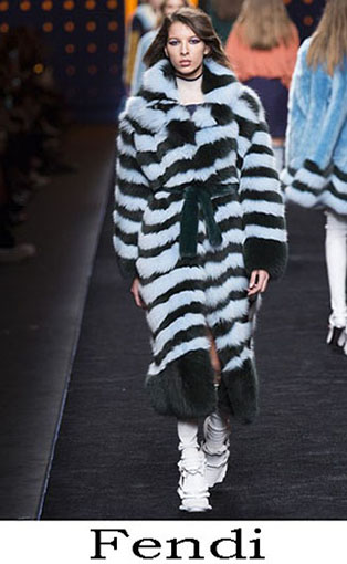 Fendi Fall Winter 2016 2017 Style Brand For Women 14