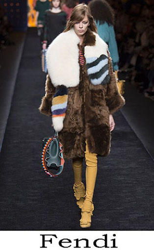 Fendi Fall Winter 2016 2017 Style Brand For Women 8