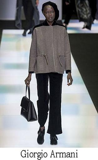 Giorgio Armani Fall Winter 2016 2017 Lifestyle Women 19