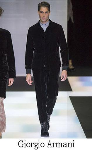 Giorgio Armani Fall Winter 2016 2017 Style Brand Men 1