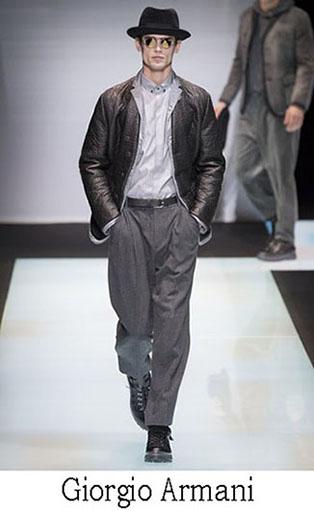 Giorgio Armani Fall Winter 2016 2017 Style Brand Men 15