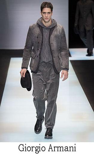 Giorgio Armani Fall Winter 2016 2017 Style Brand Men 16