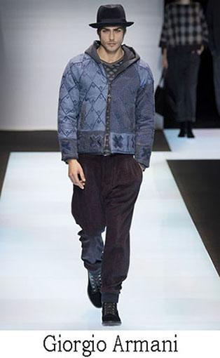 Giorgio Armani Fall Winter 2016 2017 Style Brand Men 20