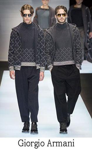 Giorgio Armani Fall Winter 2016 2017 Style Brand Men 21