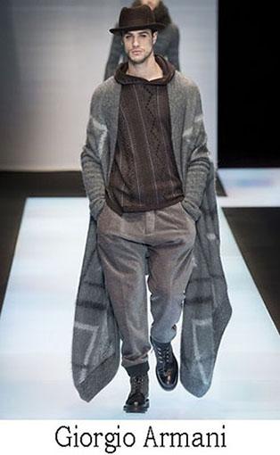 Giorgio Armani Fall Winter 2016 2017 Style Brand Men 23