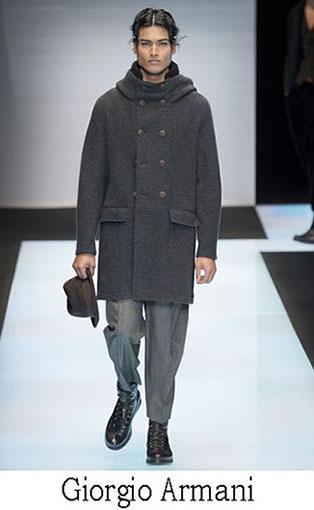 Giorgio Armani Fall Winter 2016 2017 Style Brand Men 27