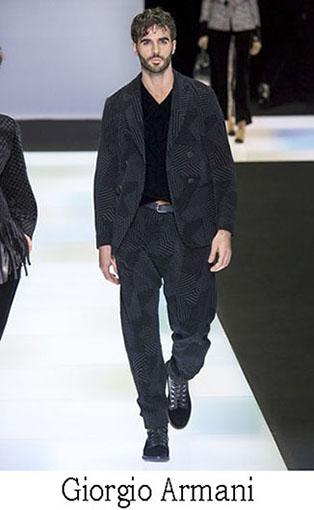 Giorgio Armani Fall Winter 2016 2017 Style Brand Men 3
