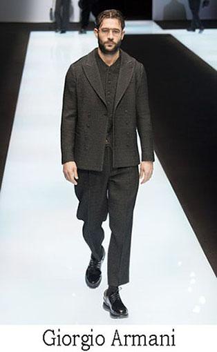 Giorgio Armani Fall Winter 2016 2017 Style Brand Men 45