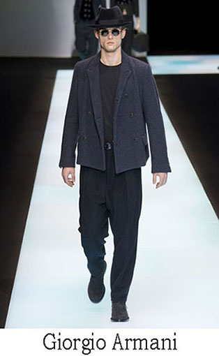 Giorgio Armani Fall Winter 2016 2017 Style Brand Men 46