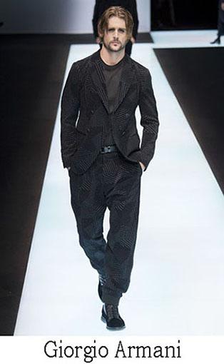 Giorgio Armani Fall Winter 2016 2017 Style Brand Men 47