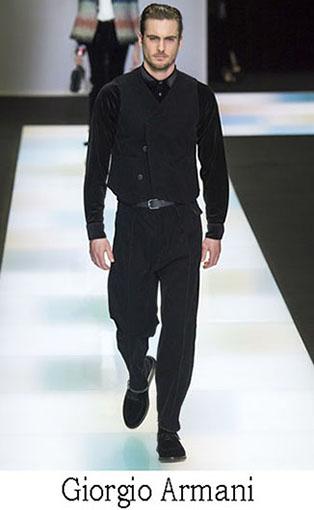 Giorgio Armani Fall Winter 2016 2017 Style Brand Men 5