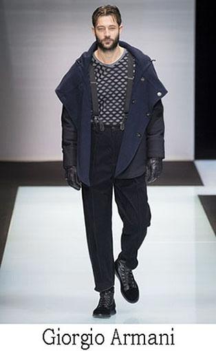 Giorgio Armani Fall Winter 2016 2017 Style Brand Men 8