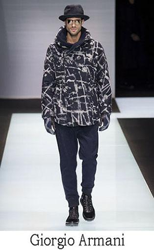 Giorgio Armani Fall Winter 2016 2017 Style Brand Men 9