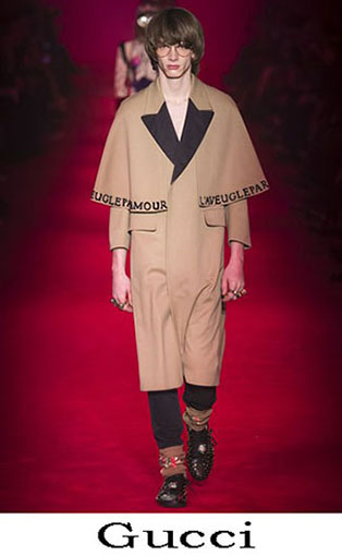 Gucci Fall Winter 2016 2017 Fashion Clothing For Men 10