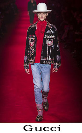 Gucci Fall Winter 2016 2017 Fashion Clothing For Men 12