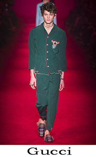 Gucci Fall Winter 2016 2017 Fashion Clothing For Men 14