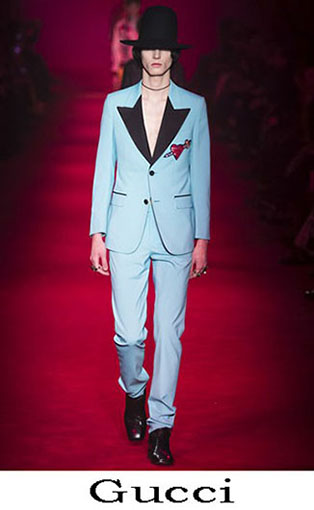 Gucci Fall Winter 2016 2017 Fashion Clothing For Men 15