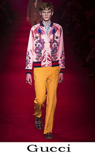 Gucci Fall Winter 2016 2017 Fashion Clothing For Men 17