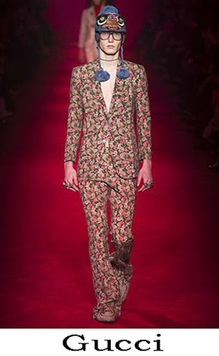 Gucci Fall Winter 2016 2017 Fashion Clothing For Men 18