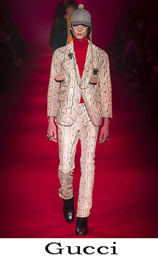 Gucci Fall Winter 2016 2017 Fashion Clothing For Men 19