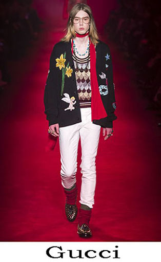 Gucci Fall Winter 2016 2017 Fashion Clothing For Men 27