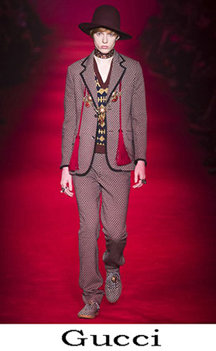 Gucci Fall Winter 2016 2017 Fashion Clothing For Men 28