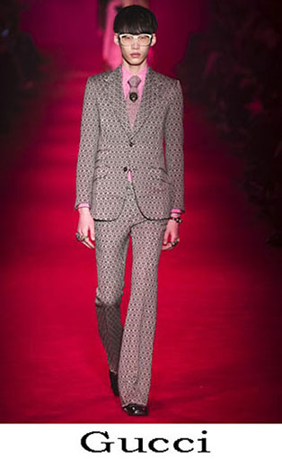 Gucci Fall Winter 2016 2017 Fashion Clothing For Men 29