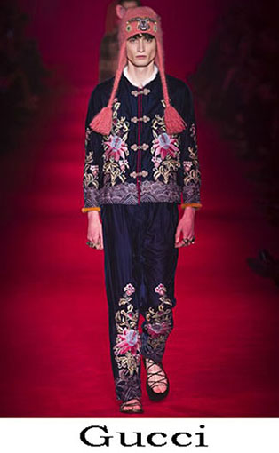 Gucci Fall Winter 2016 2017 Fashion Clothing For Men 3