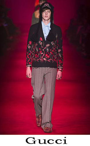 Gucci Fall Winter 2016 2017 Fashion Clothing For Men 31