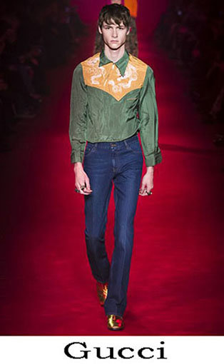 Gucci Fall Winter 2016 2017 Fashion Clothing For Men 32