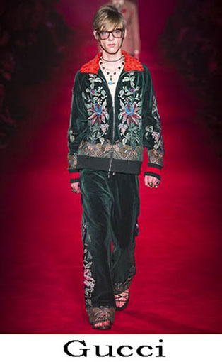Gucci Fall Winter 2016 2017 Fashion Clothing For Men 35