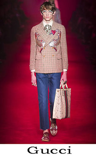 Gucci Fall Winter 2016 2017 Fashion Clothing For Men 36