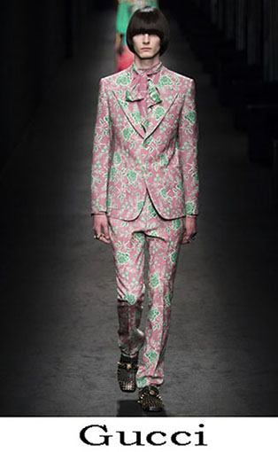 Gucci Fall Winter 2016 2017 Fashion Clothing For Men 38
