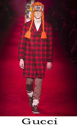 Gucci Fall Winter 2016 2017 Fashion Clothing For Men 40