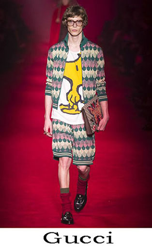 Gucci Fall Winter 2016 2017 Fashion Clothing For Men 41