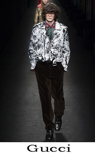 Gucci Fall Winter 2016 2017 Fashion Clothing For Men 42