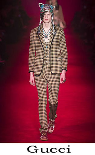 Gucci Fall Winter 2016 2017 Fashion Clothing For Men 45