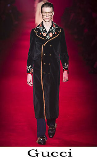 Gucci Fall Winter 2016 2017 Fashion Clothing For Men 47