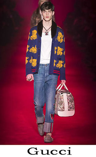 Gucci Fall Winter 2016 2017 Fashion Clothing For Men 49