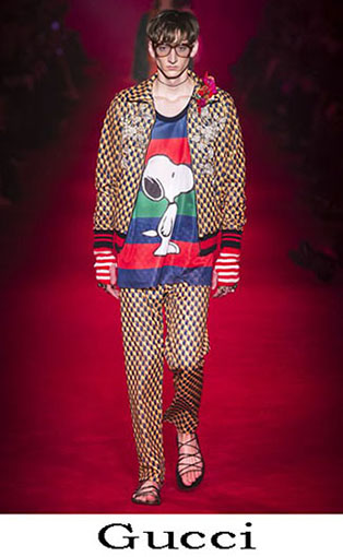 Gucci Fall Winter 2016 2017 Fashion Clothing For Men 5