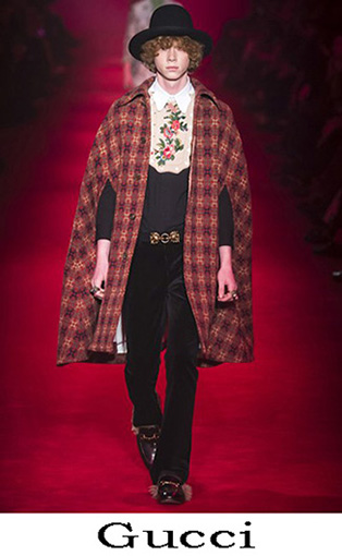 Gucci Fall Winter 2016 2017 Fashion Clothing For Men 50