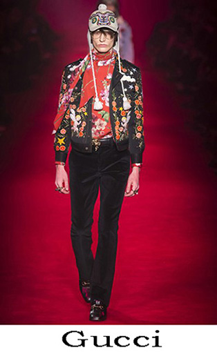 Gucci Fall Winter 2016 2017 Fashion Clothing For Men 53