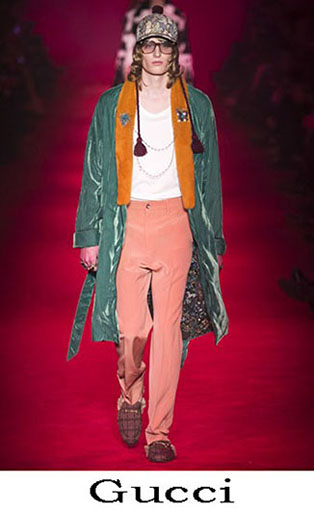 Gucci Fall Winter 2016 2017 Fashion Clothing For Men 6